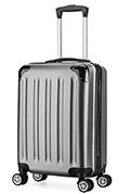 La valise cabine pas cher valigo avec son design sobre a le format idéal pour la cabine.
