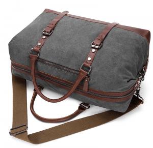 La valise vintage de baosha se rapproche du sac de sport retro